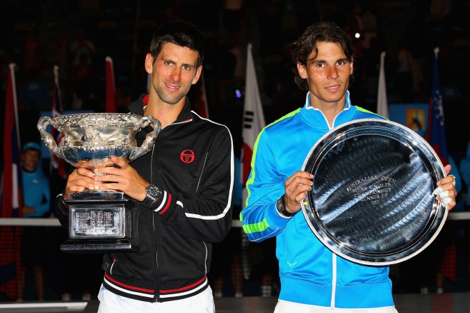 2012 Australian Open - Day 14